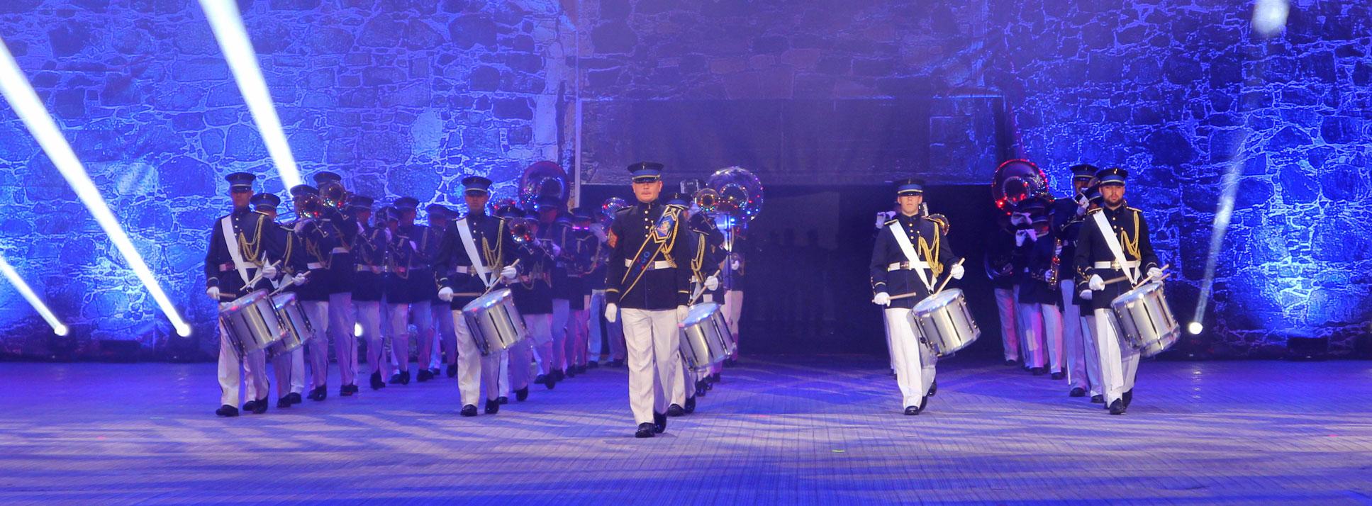 Show- & Marchingband AMIGO
